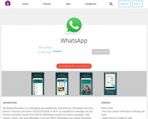 comment creer whatsapp gratuit